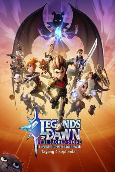 Legends of Dawn The Sacred Stone